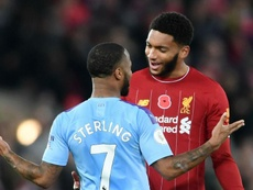 Klopp happy with England's handling of Gomez-Sterling bust up. GOAL