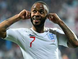 Raheem Sterling silenced abusers with a goal against Montenegro. GOAL