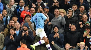Sterling: melhor jogador ofensivo da Europa. Goal