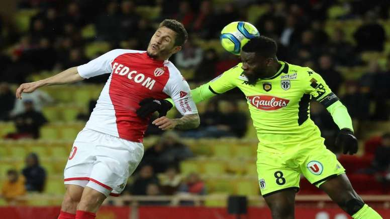 Monaco retrouve la victoire face à Angers. Goal