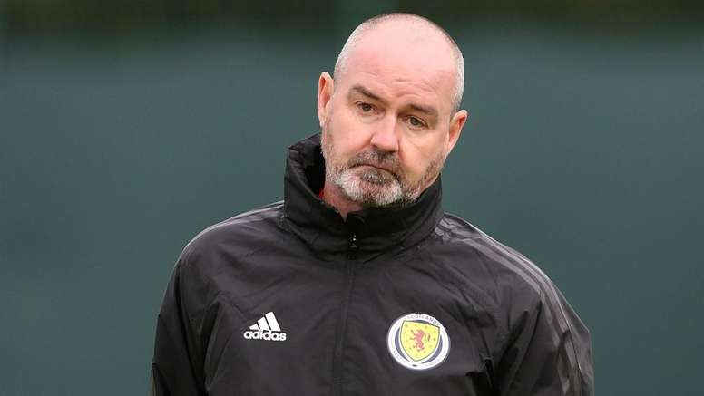 Clarke: Scots bottom of the lowest. Goal
