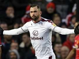 Steven Defour has been out since January. AFP