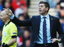 Gerrard rallies Rangers for final Europa League push