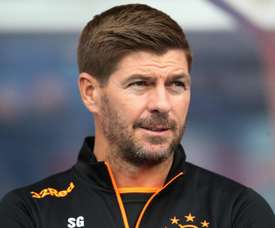 Gerrard's side took a huge advantage back to Ibrox with them. GOAL