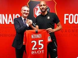 Nzonzi explique pourquoi il a rejoint Rennes. Goal
