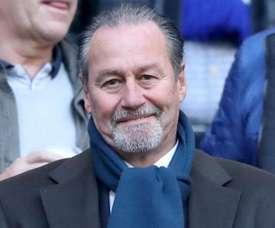 Huub Stevens is back as Schalke manager once again. GOAL