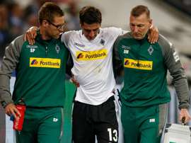 Stindl's World Cup dreams look to be over. GOAL