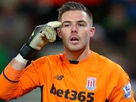 Le président de Stoke ne veut pas se séparer de Jack Butland. Goal