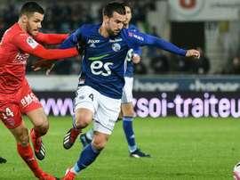 Nîmes l'emporte. Goal