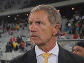 Stuart Baxter says South Africa are growing into the Africa Cup of Nations. GOAL