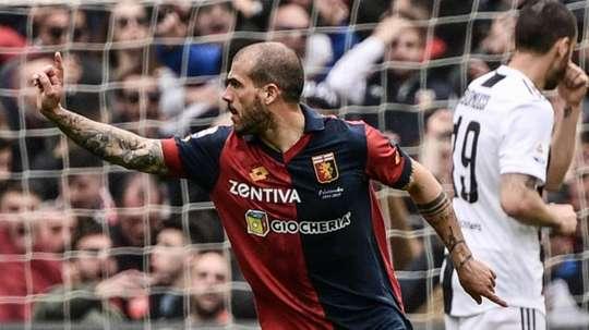 La Juve s'incline. Goal