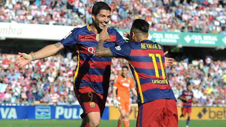 Neymar did everything possible to return to Barcelona - Suarez. GOAL