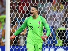 Subasic has been a key member of the team in Croatia's run to the final. GOAL