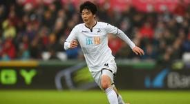 Le joueur de Swansea lorgné par le club italien. Goal
