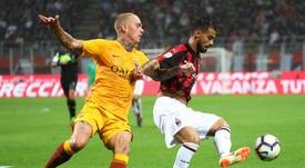 Suso Karsdorp Milan Roma Serie A