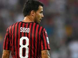 Incontro Suso-Milan: attimi di tensione con Boban e Maldini