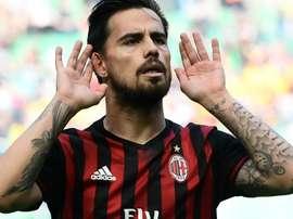 Suso, Milan, Serie A. GOAL