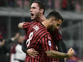 Service minimum pour Milan. Goal