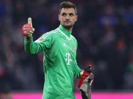 Ulreich will remain with the Bundesliga leaders until 2021. GOAL