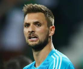 First call up for Germany for Ulreich. GOAL