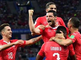 Copa do Mundo: Suíça foi à Rússia para mostrar que os tempos de 'ferrolho' ficaram para trás e conse