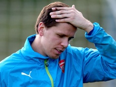 Comment Szczesny a perdu sa place à Arsenal à cause d'une cigarette. Goal