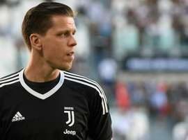 Le portier polonais est désormais doublure à la Juventus. Goal