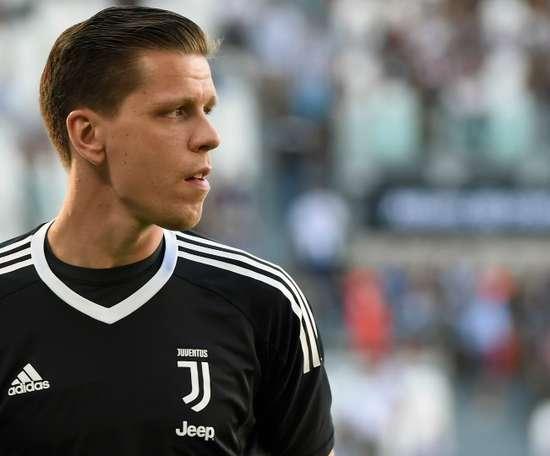 Szczesny va prolonger à la Juventus. AFP