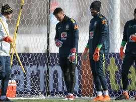 A briga pela titularidade da Seleção Brasileira está acirrada. Goal