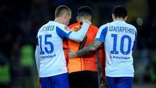 Taison quer sair do Shakhtar Donetsk. Goal