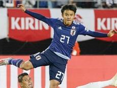 Il Real si aggiudica il 'Messi giapponese'. Goal