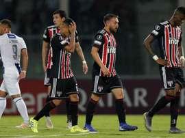 São Paulo muda concentração para Cotia. Goal