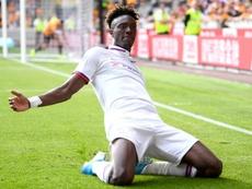 MU, Tottenham et Chelsea assurent, Abraham voit triple. Goal