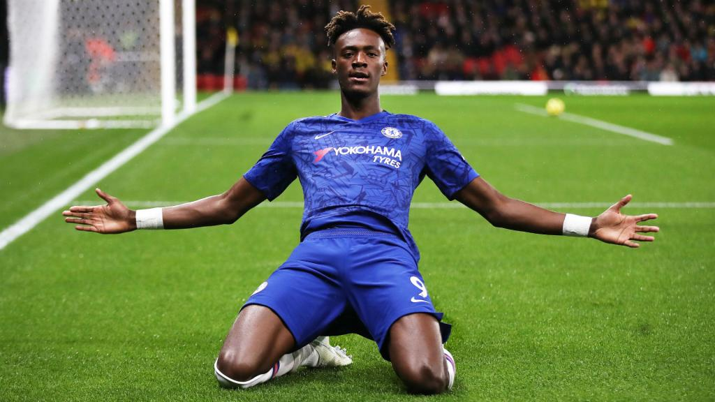 Lampard hopeful after Tammy Abraham suffers injury against Valencia