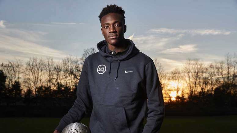 Tammy Abraham has proved to be a great success on loan at Bristol City. Goal