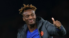 Abraham would welcome Barcelona draw for Chelsea. GOAL