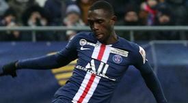 Tanguy Kouassi a fait part d'une déclaration ambigüe. Goal