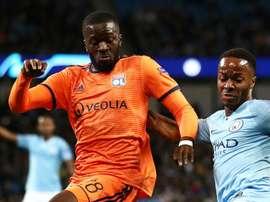 Lyon Manchester City. Goal