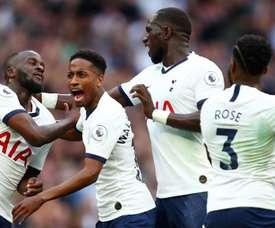 Débuts réussis pour Ndombélé et Tottenham. Goal