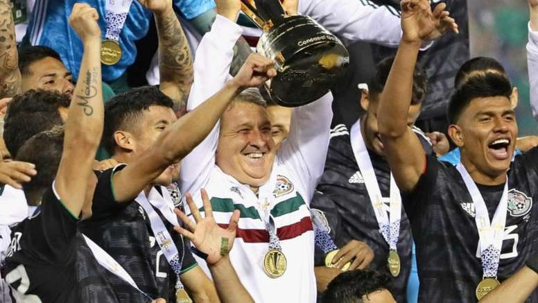Tata Martino's Mexico side won yet another Gold Cup title on Sunday night. GOAL