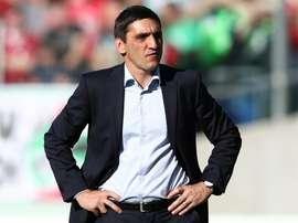 Tafyun has been sacked. GOAL