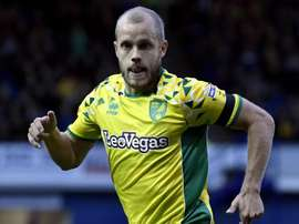 Pukki scored twice for Norwich. GOAL