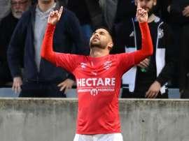 Téji Savanier arrive à Montpellier. Goal