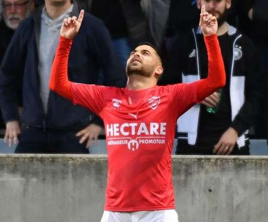 Savanier pourrait rejoindre Montpellier. Goal