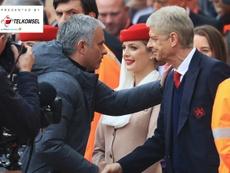 Wenger saiu em defesa de Mourinho. Goal