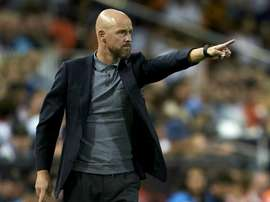 Ten Hag rues 'sloppy' Ajax showing in late Chelsea defeat. GOAL