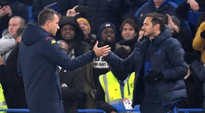 It's a strange feeling - Lampard has sympathy for old Chelsea team-mate Terry. AFP