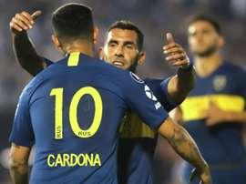 Copa Libertadores Review: Tevez helps Boca reach QFs, Palmeiras advance