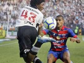 A divisão nas torcidas de Vasco e Flamengo pela Sub-17. Goal