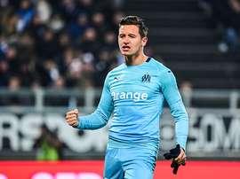 L'agent de Florian Thauvin essaie de calmer le jeu. Goal